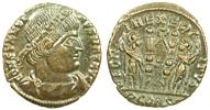 Constantine the                       Great GLORIA EXERCITVS Arles 370