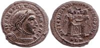 Constantine the Great VLPP London Unlisted                   obverse legend