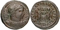 Constantine the Great VLPP Siscia unlisted                     obverse legend