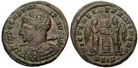 Constantine the Great VLPP Siscia RIC 101b